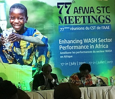 77th African Water Association (AfWA) Scientific and Technical Council Conference