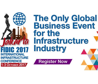 FIDIC Jakarta 2017 International Infrastructure Conference