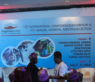 2018 Nigerian Water Supply Association Conference