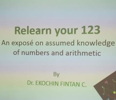In-house Seminar on Relearn your 123