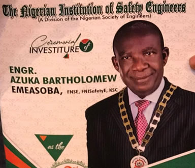 The Nigerian Institution of Safety Engineers